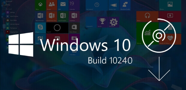 Windows-10-Pro-Build-10240-Official-ISO-Download