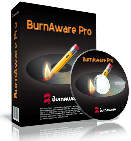 BurnAware 10.6 Offline Installer