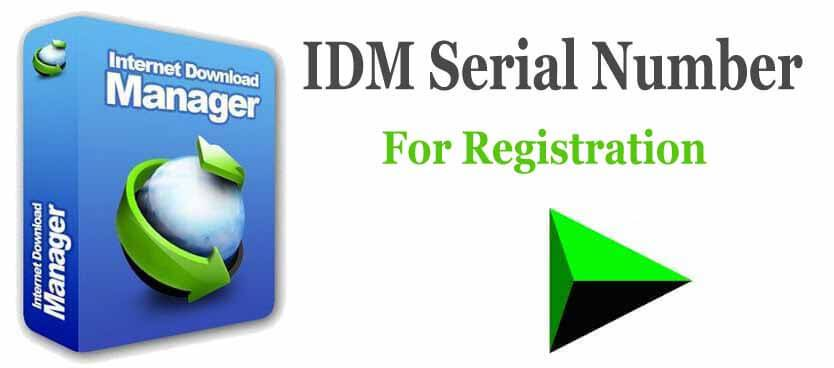 free idm installer and serial number