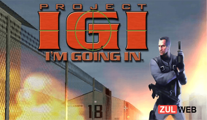 IGI 1 Free Download Full Setup