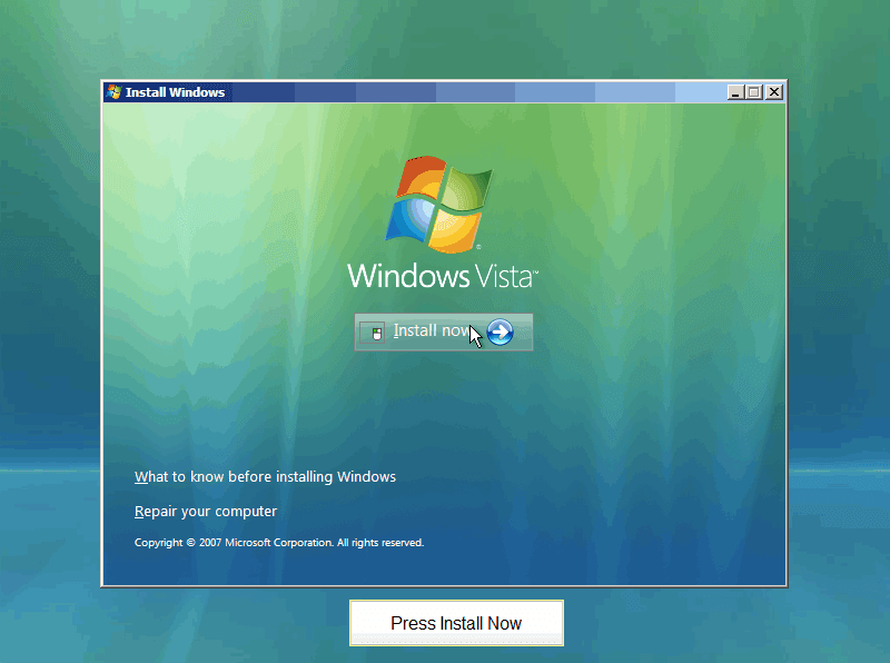 Windows Vista Ultimate ISO Download Free