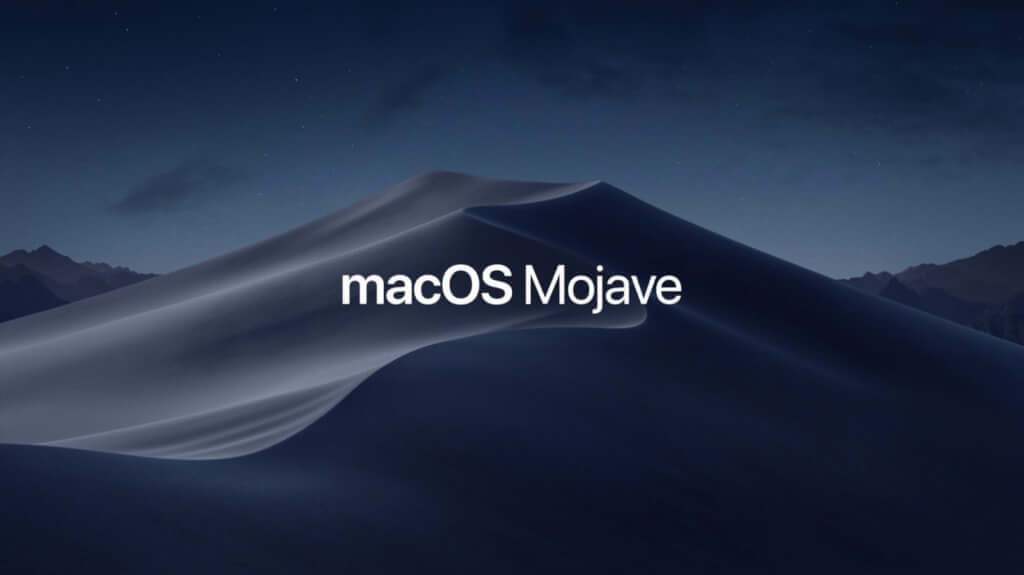 Download Mac mojave image