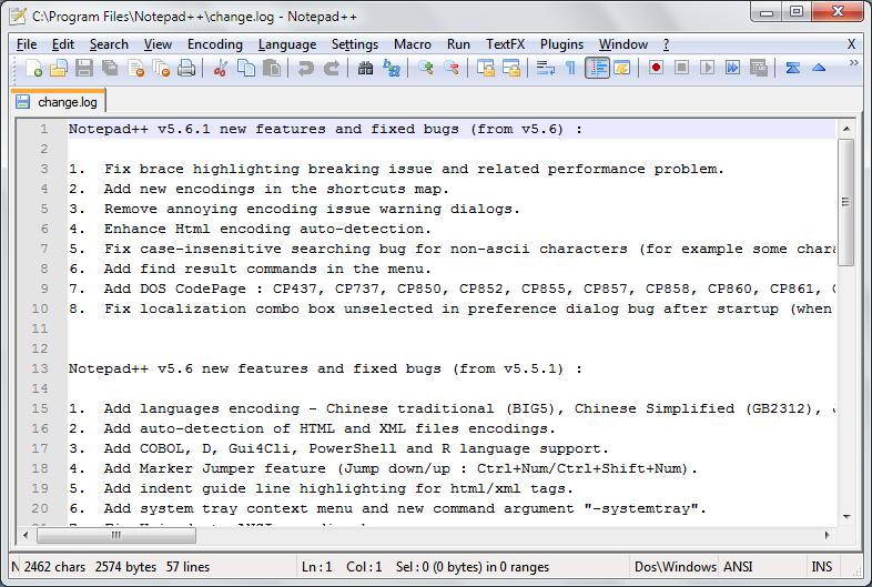 Notepad 7.9.4