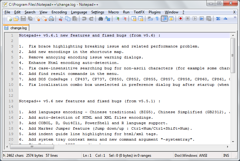 Online Notepad ++8.0