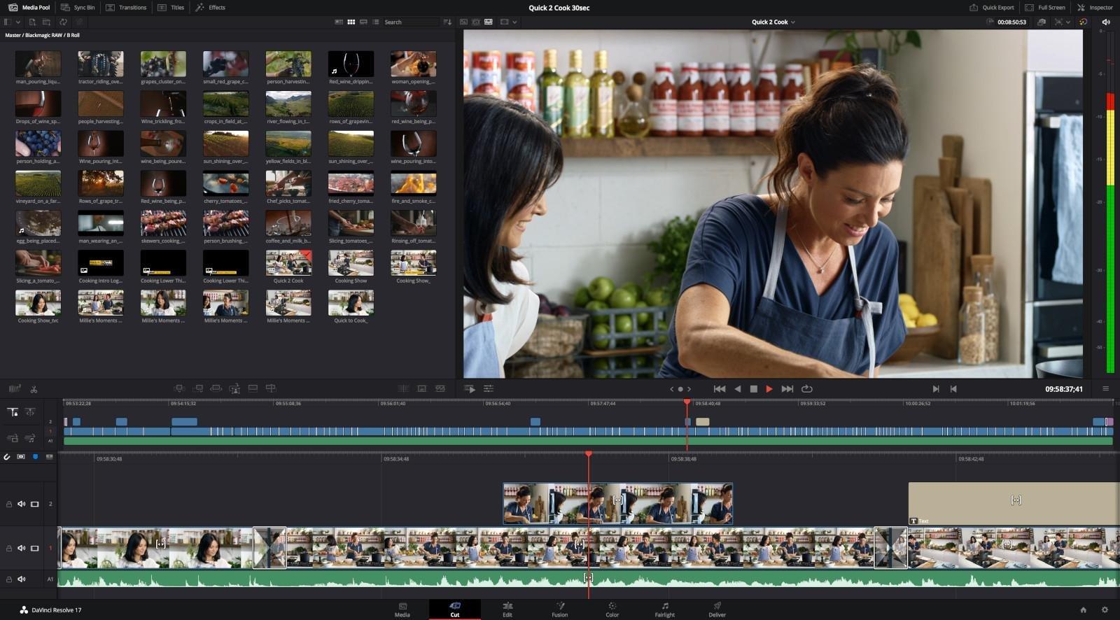 video editor / video maker