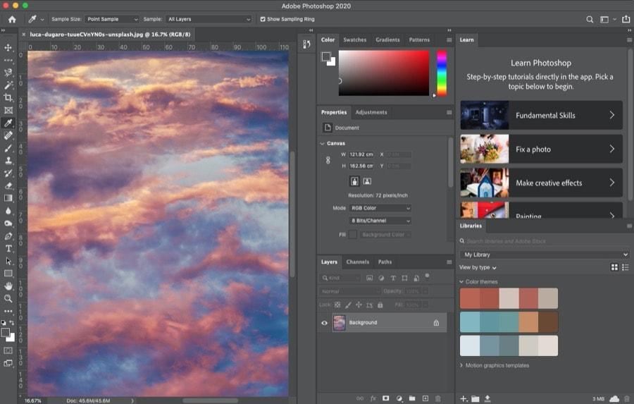 Adobe Phtoshop for mac